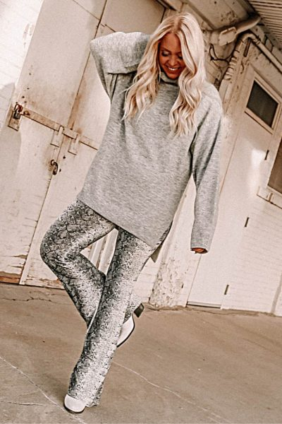 Must Have Snakeskin Looks This Fall