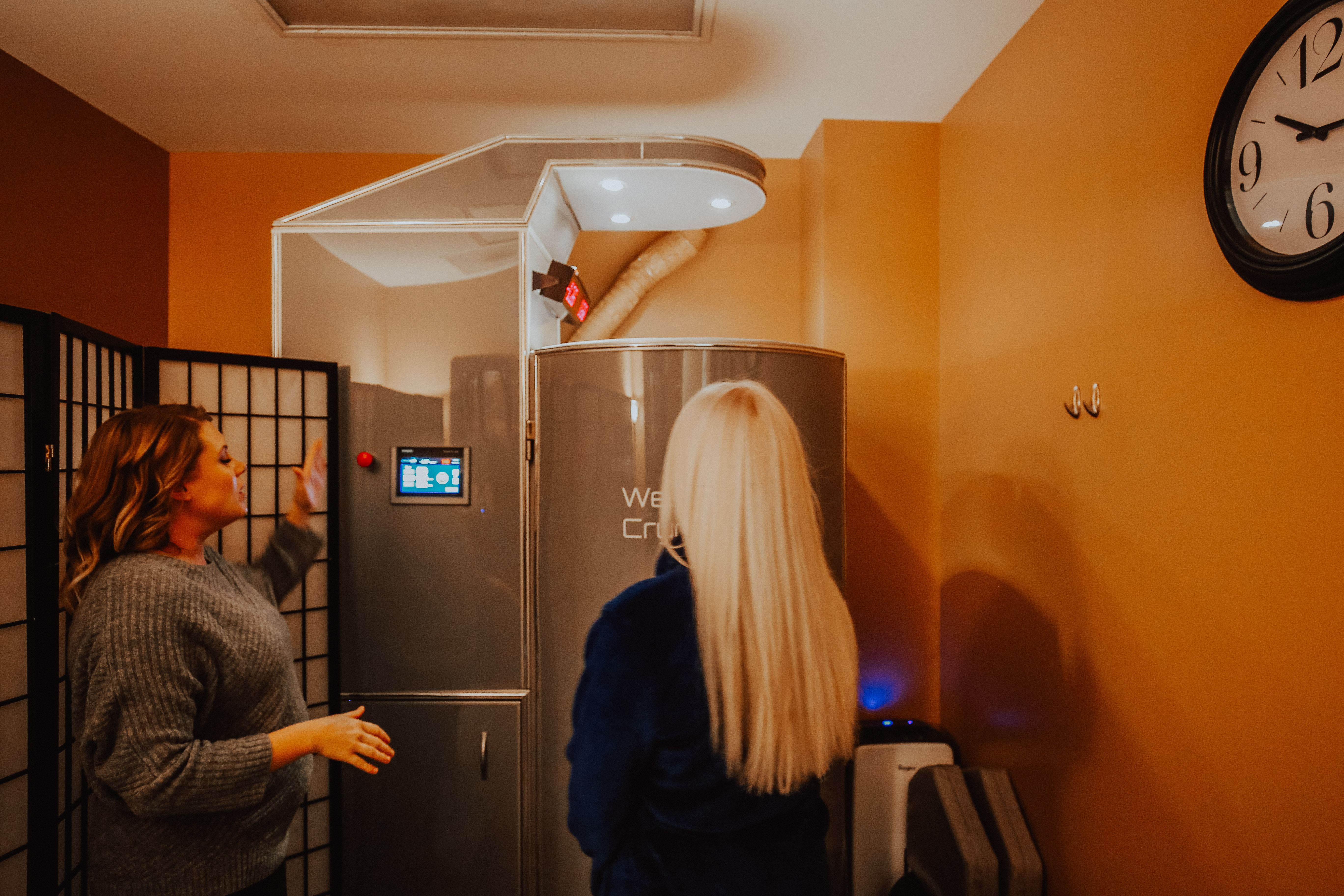 west omaha cryotherapy fashionably blonde