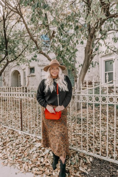 My Fav Midi Skirts This Fall
